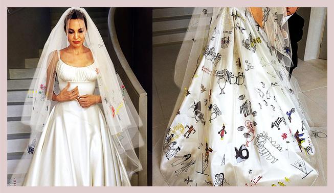 Картинки по запросу Анджелина Джоли свадьба